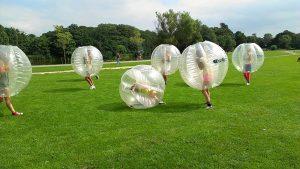 Bubbel voetbal